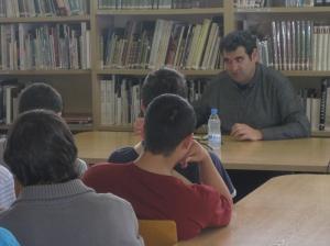 Jordi Puntí escriptor 10-4-13 005